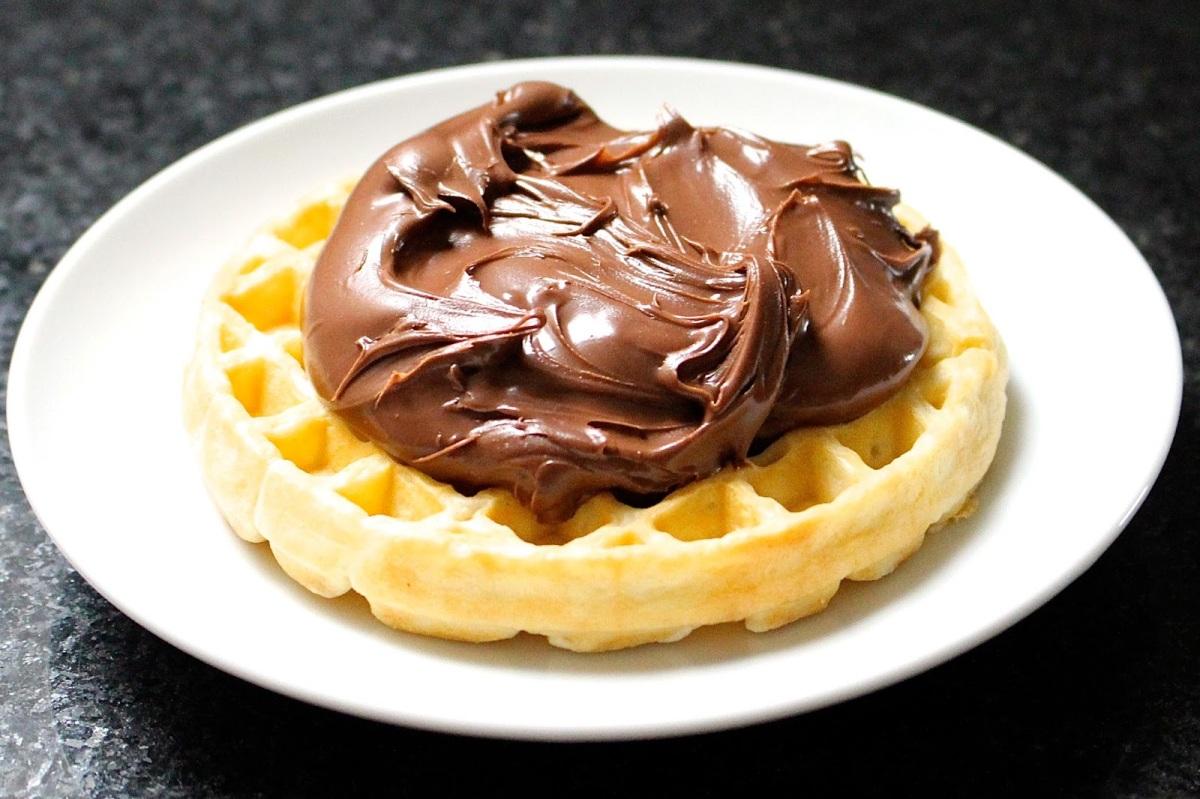 Cozinha Geek: Waffles super fáceis de fazer para comer no inverno!